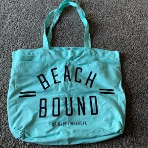 Victoria's Secret Pink beach bag